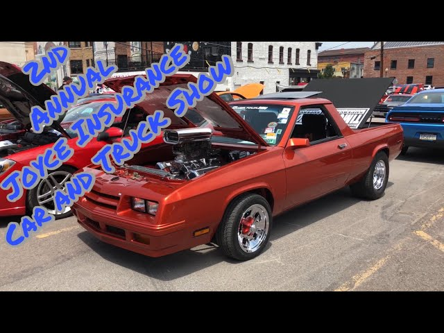 2019 Classic and Custom Car Show in Pittston, PA