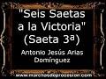 Seis Saetas a la Victoria (Saeta 3ª) - Antonio Jesús Arias Domínguez [CM]