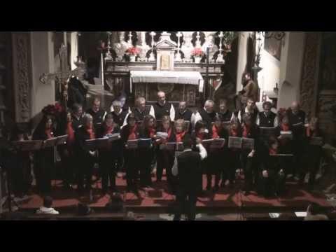 Coro Tre Ponti - 'Tis a wonderful thing - Dolce Energia verso il Natale - 8 dicembre 2012