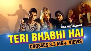 Teri Bhabhi Hai - New Punjabi Song 2016 - Ninja Feat. JSL Singh - 9X Tashan