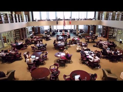 Tour: Horrmann Library