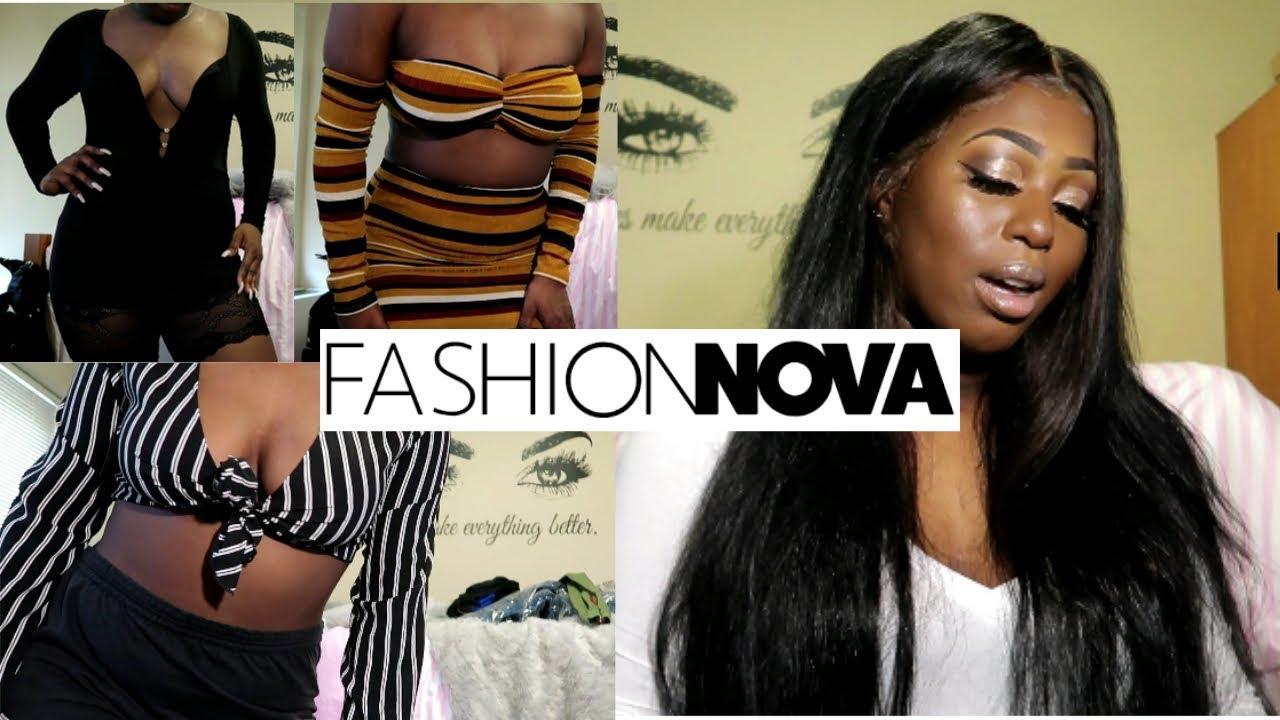 09ab775fa13 I SPENT ALMOST 1000  AT FASHION NOVA (HUGE TRY ON HAUL) - YouTube
