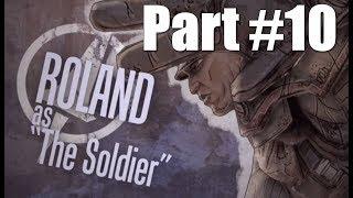 Borderlands Walkthrough Part 10 - Soldier Gameplay Commentary HD 1080p 60fps Playthrough
