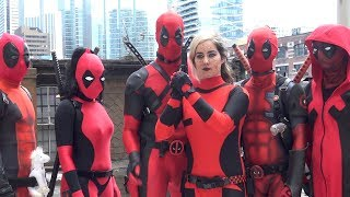 Teach Me How To Deadpool!!