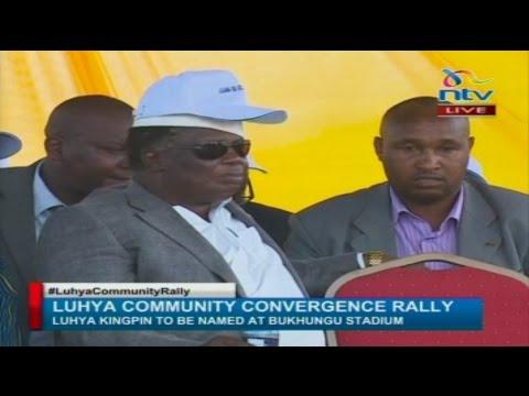 #LuhyaCommunityRally