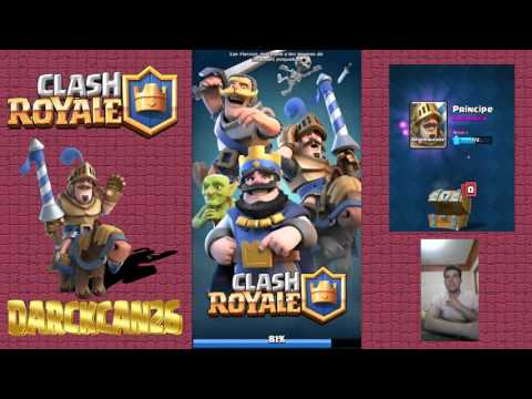 Clash of royal | Conseguir Al principe Al inicio Rapido