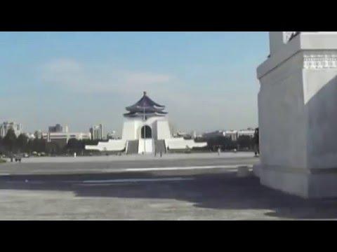 Chiang Kai Shek Memorial Hall - Taipei (Taiwan)