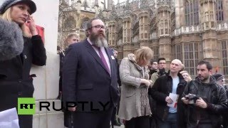 LIVE: Mass sex protest hit porn films restrictions in UK