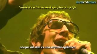 The Verve - Bitter sweet symphony (inglés y español)