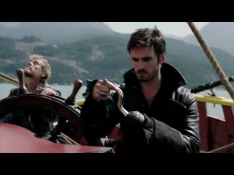 Emma & Hook. История любви. Часть 1.