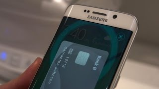 Samsung Pay: Easy as a swipe and tap
