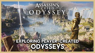Assassin's Creed Odyssey: Story Creator Gameplay | Ubisoft [NA]