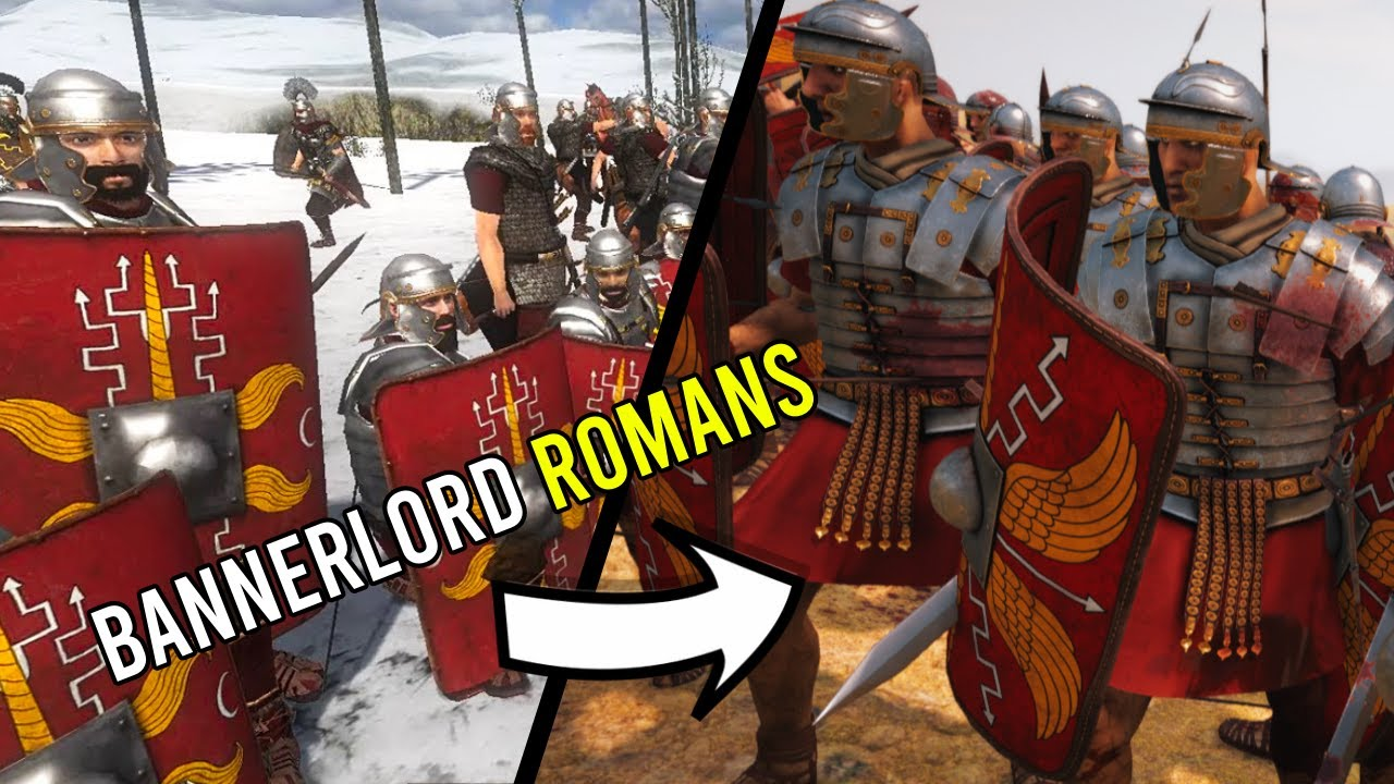 10 Mount and Blade Warband Mods To Play Before BANNERLORD!
