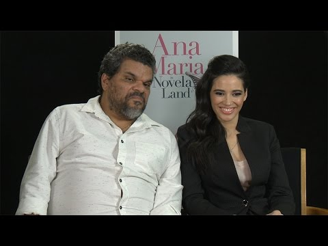 Luis Guzmán & Edy Ganem : Ana Maria in Novela Land