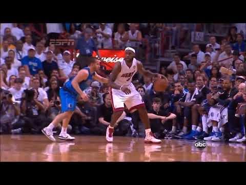 NBA Classics Mavericks vs Heat NBA Finals 2011 Game 6