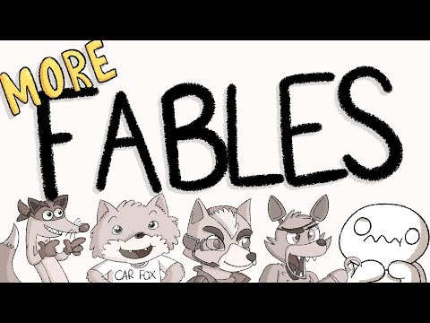 Thumbnail: Reading More Fables (I swear I'm not a furry)