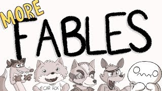 Reading More Fables (I swear I'm not a furry)