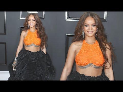 Rihanna Named Harvard University's 2017 Humanitarian of Year | Splash News TV