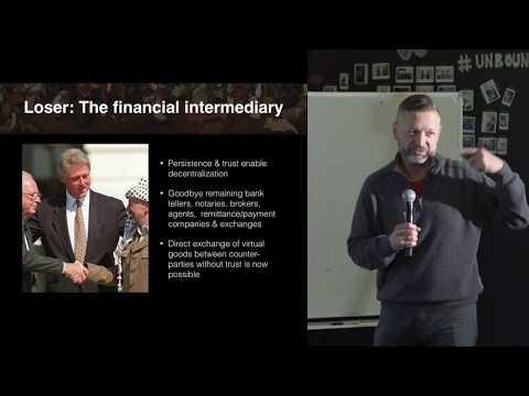 Dark Futures 4.0 - Crypto Utopia, winners and losers in a blockchain-driven future