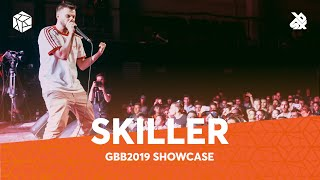 SKILLER | Grand Beatbox Battle Showcase 2019