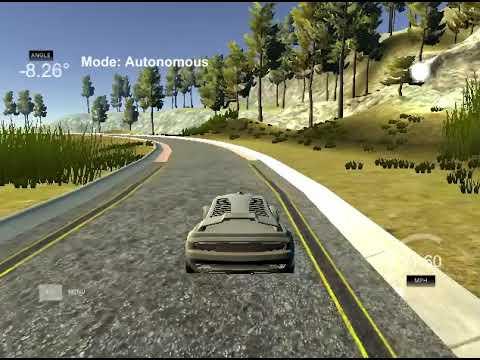 Self-Driving Car Engineer Nanodegree Program - PID controller - D coefficient