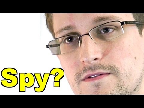Claim Edward Snowden Is A Russian Spy Is Entirely Evidence-Free?