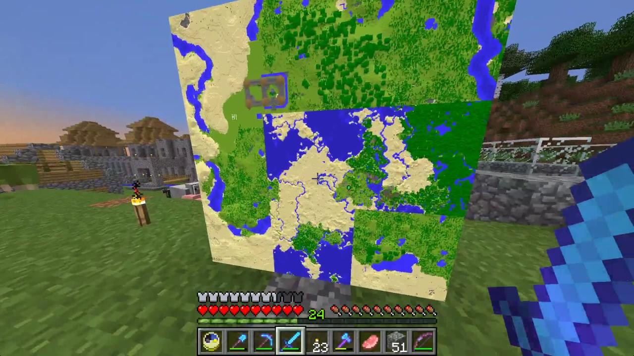 Minecraft: When Your Best Survival World Gets Corrupted ...