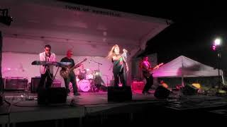 SundayGirl (Blondie tribute) - Hanging On The Telephone - live at Point Lookout - 7/13/20