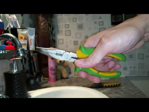How to restore any stuck/rusty tools/pliers using WD-40
