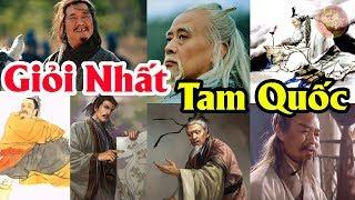 TÀO THÁO lẫn KHỔNG MINH đều phải nghiêng mình kính nể khi đối mặt với 7 CAO NHÂN thời TAM QUỐC này