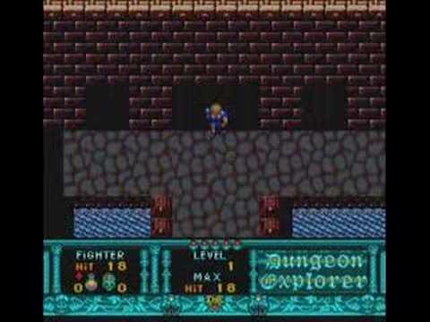 Dungeon Explorer Turbografx 16 Youtube