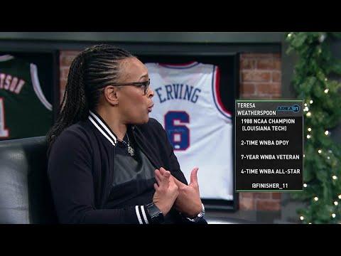 Area 21: Defensive Mentality | Inside The NBA | NBA on TNT