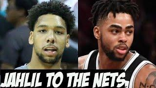 76ers Trade Jahlil Okafor & Nik Stauskas To The Nets - Good For Both Teams?