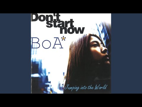 Don't Start Now (English Version)