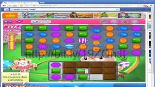 Candy Crush Saga pirater mouvements illimités et le score