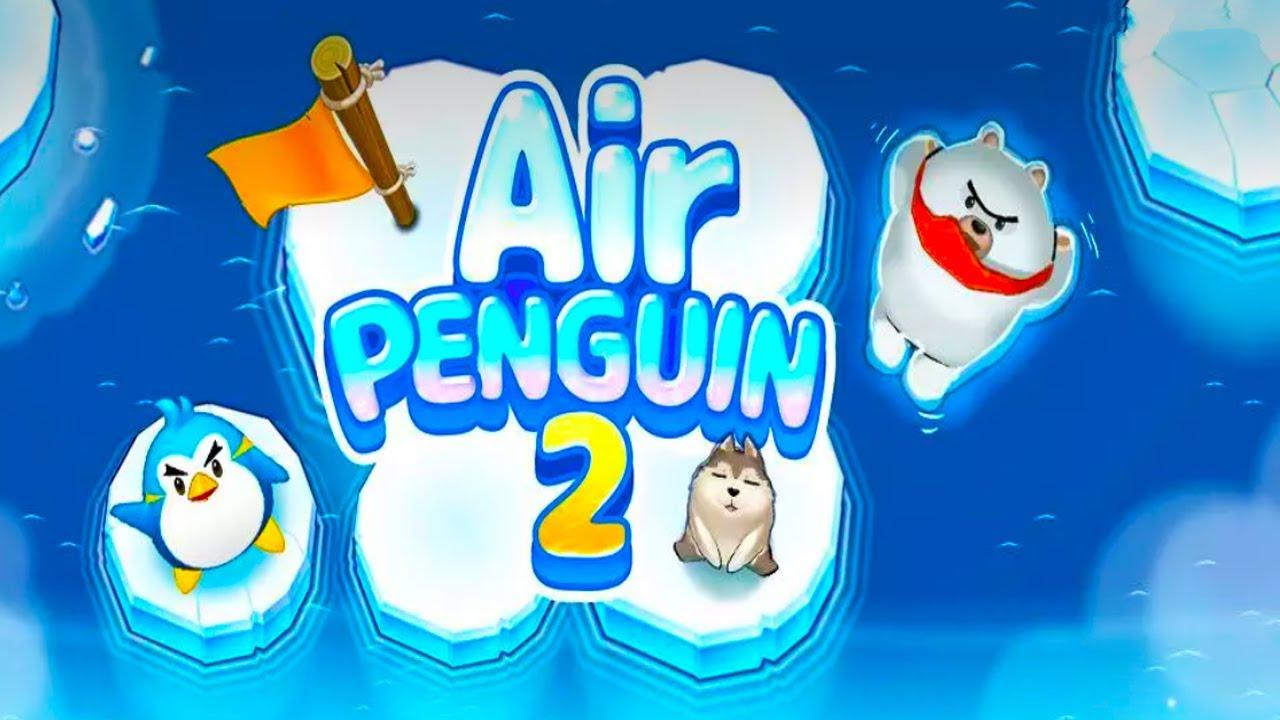 Air Penguin 2 Android Gameplay u1d34u1d30