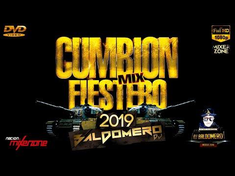 MIX CUMBION FIESTERO 2019 ✘ DJ BALDOMERO  MIXER ZONE HD
