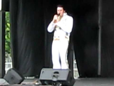 Paul Ross Collingwood Elvis Festival 2010 - Unchai...
