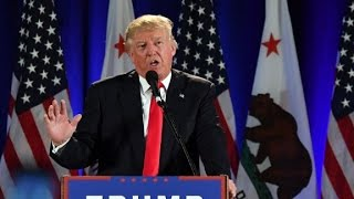 Can Donald Trump win in California in November?