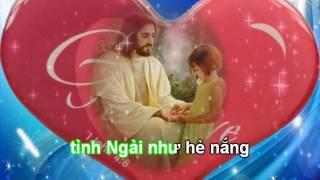 Ca khúc hồng ân  Những bài hát về Thiên Chúa [Karaoke]