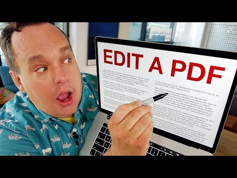 Best Ways To Edit A PDF On Any Device