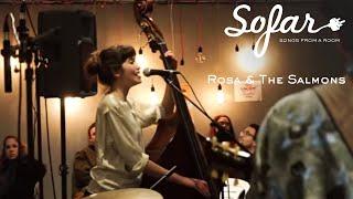 Rosa & the Salmons -That's Love    Sofar Jerusalem