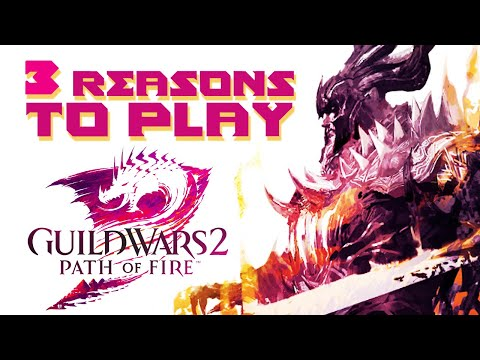 3 Reasons To Play Guild Wars 2 – Living World