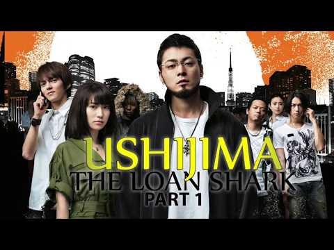 Drama Japanese -  Ushijima The Loan Shark 1