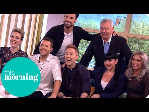 Steps Talk About Their New Music and Upcoming Tour | This Morning