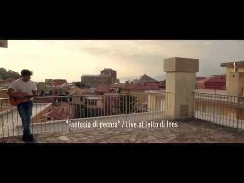 """Boris Ramella - """"FANTASIA DI PECORA"""" -  live sul tetto di Ines"""
