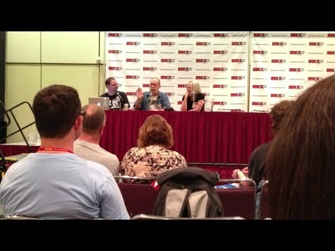 Creator Spotlight Walt & Louise Simonson from Toronto Fax eXpo 2013