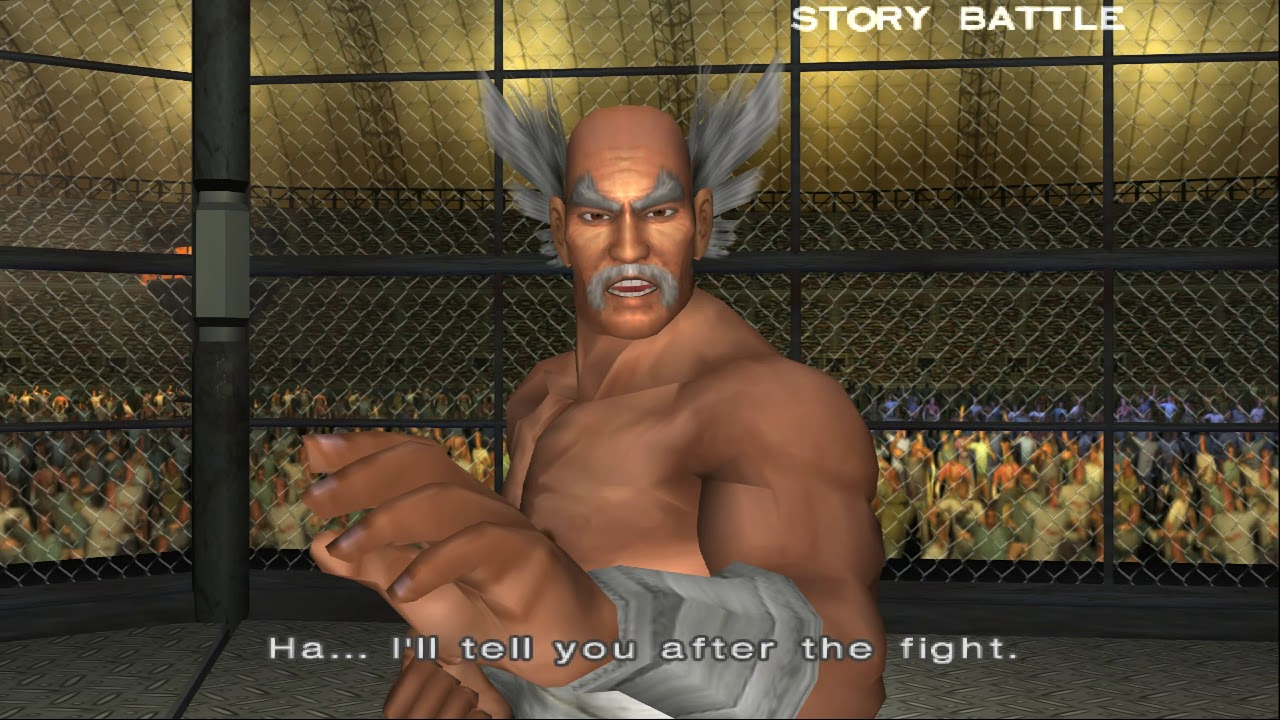 tekken 4 heihachi mishima playthrough 4k 60fps youtube tekken 4 heihachi mishima playthrough 4k 60fps