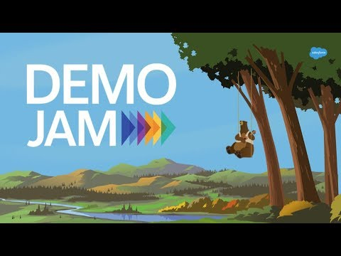 AppExchange Demo Jam  for Healthcare - December 2017