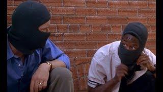 爆笑喜剧片《再无可失》:强盗持枪抢劫,却被人质给上了一课